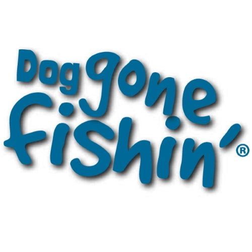 Dog Gone Fishin