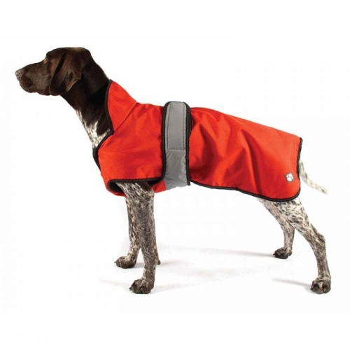 Danish Design 2 in 1 Dog Coat - Orange