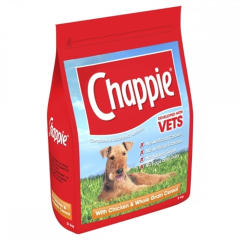 Chappie Complete Chicken & Cereal