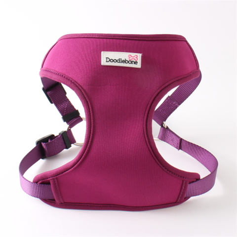 Doodlebone Neo-Flex Harness - Raspberry