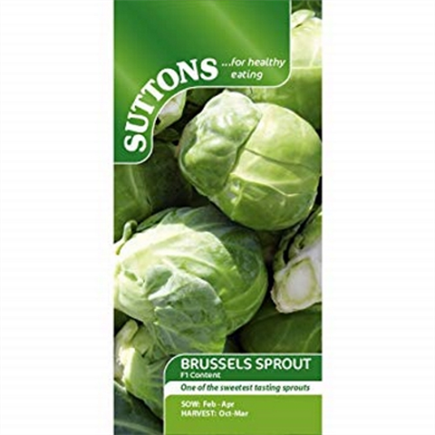 Brussels Sprouts Content F1