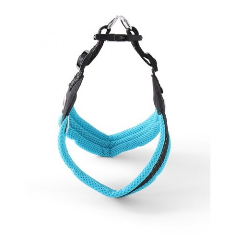 Cyan Boomerang Harness Side