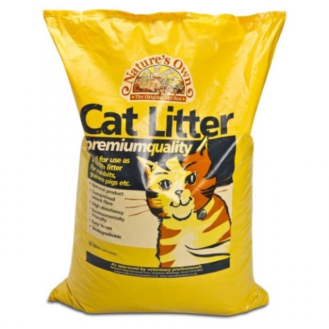 NO Cat Litter
